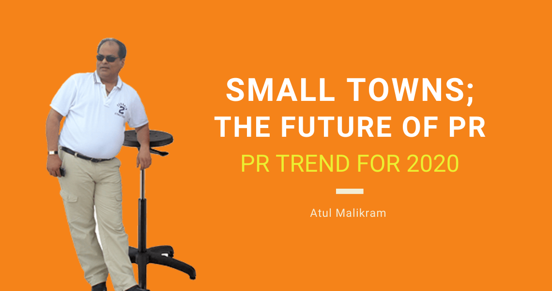 PR trends for 2020, Small Towns; The future of PR