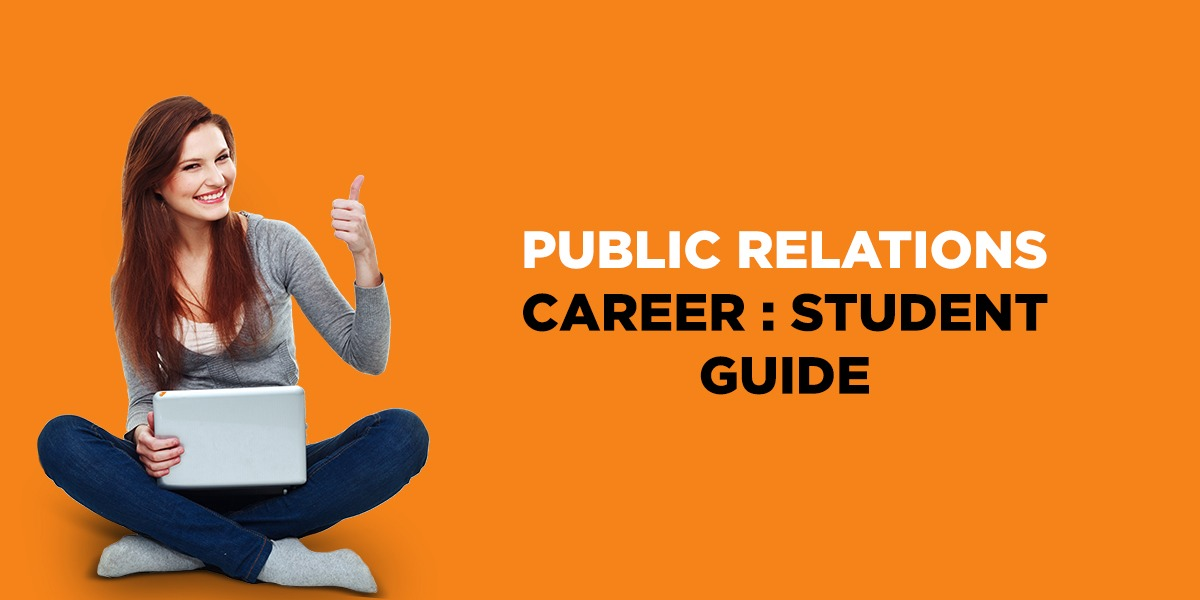 Public relations as a career